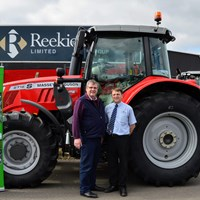 Tractor Tour Marks 20 Years of RHET