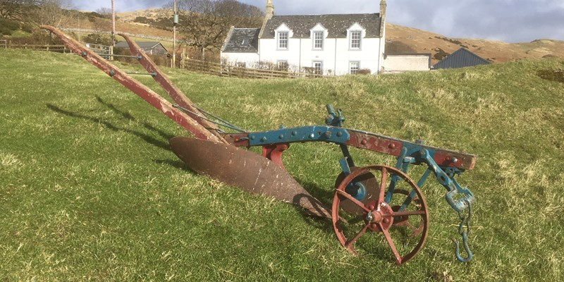 Proceeds from Plough Auction to go to Newly Formed RHET Argyll & Bute